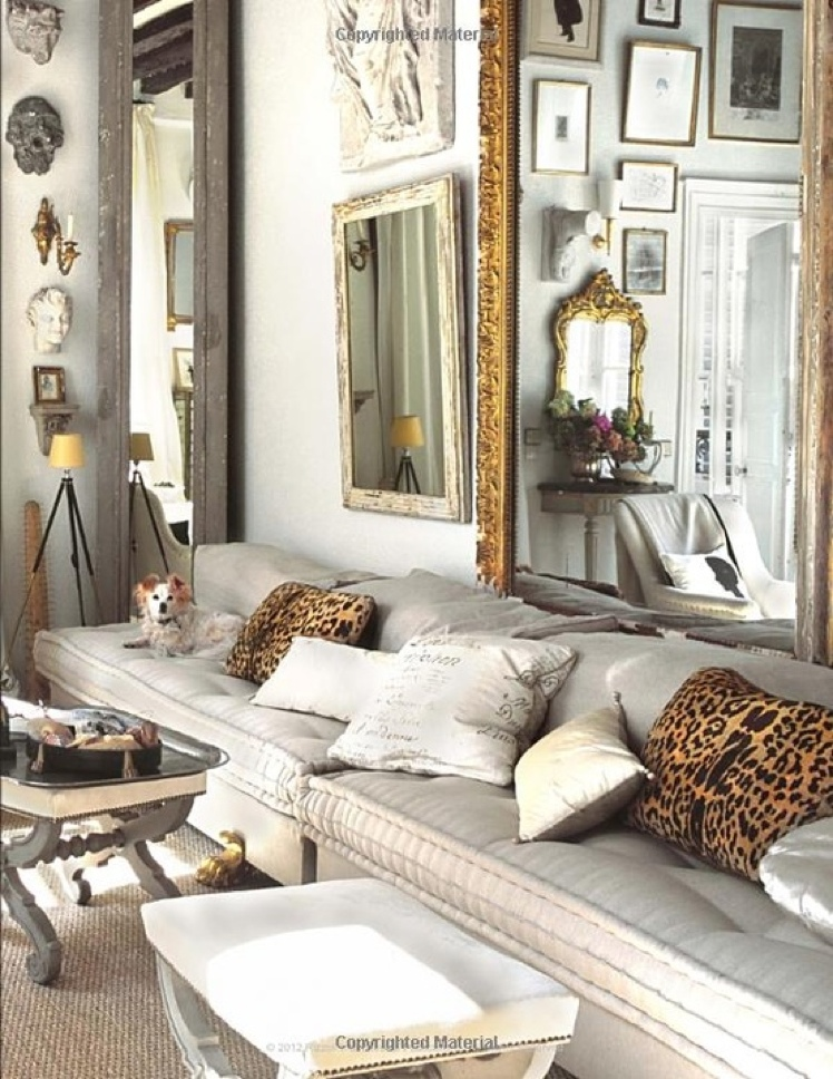 Interior Design Trend Leopard Accents Tatty Lace